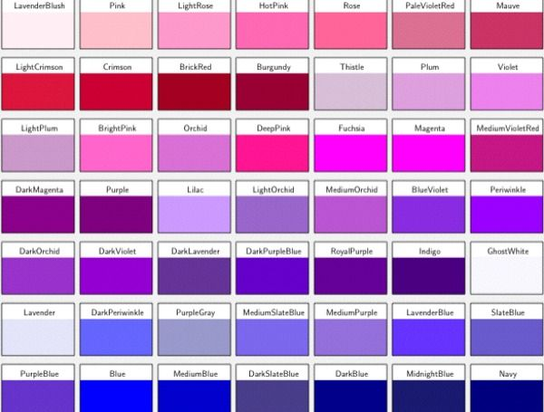 Dark Purple Color Names Other Dresses Dressesss