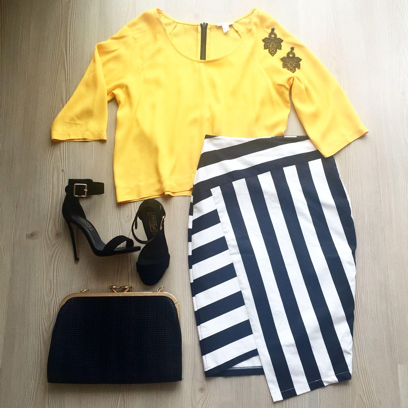 #burcurahim, yellow w/ black &white stripe