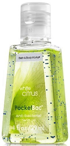 White Citrus Pocketbac Bath And Body Works Bath And Body Deep