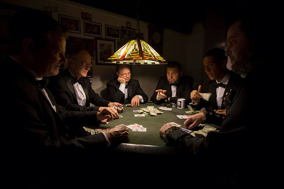Image Result For Seedy Poker Game Metropolitan Opera Poker Games Poker
