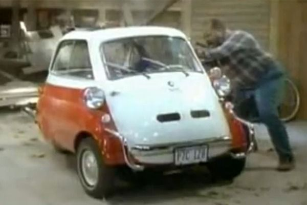 The Urkel Car From Tv Series Family Matters 1989 1998