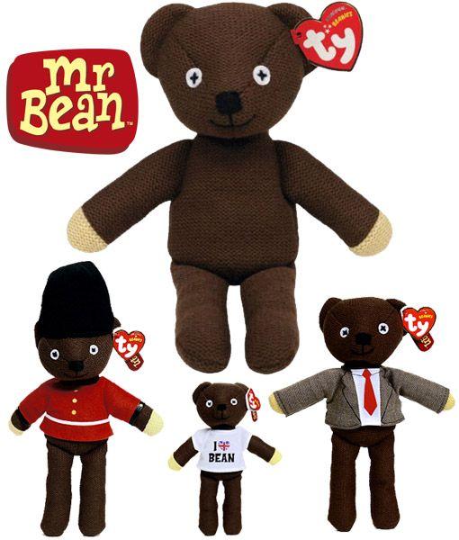 how to make mr bean teddy bear