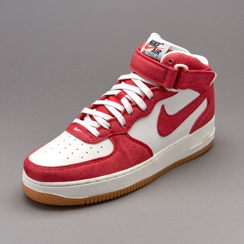Nike Air Force 1 Mid 07 University Red Nike Air Max Sale Nike