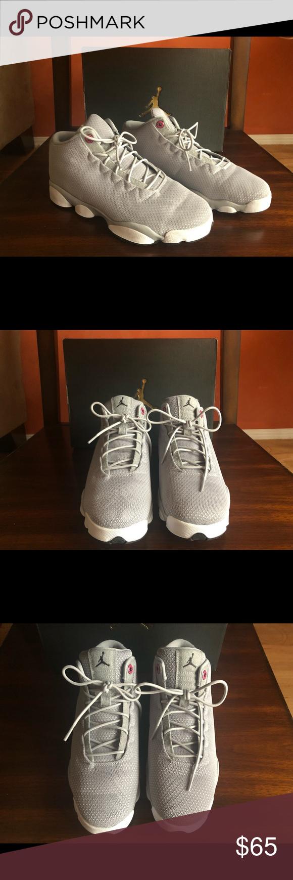 GIRLS Jordan Horizon Low Size 7Y Womens Size 8.5 Excellent condition in box  GIRLS Jordan Horizon Low sneakers. Wolf grey d656220525
