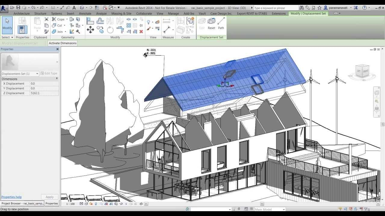 Online Solutions Tour Revit Architecture 2014 Youtube