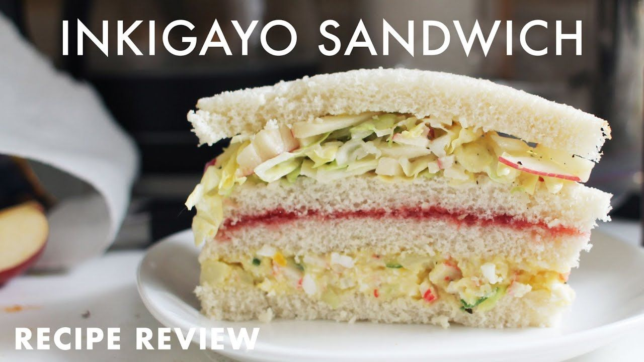 A Little Behind The Times But A Review Of The Inkigayo Sandwich