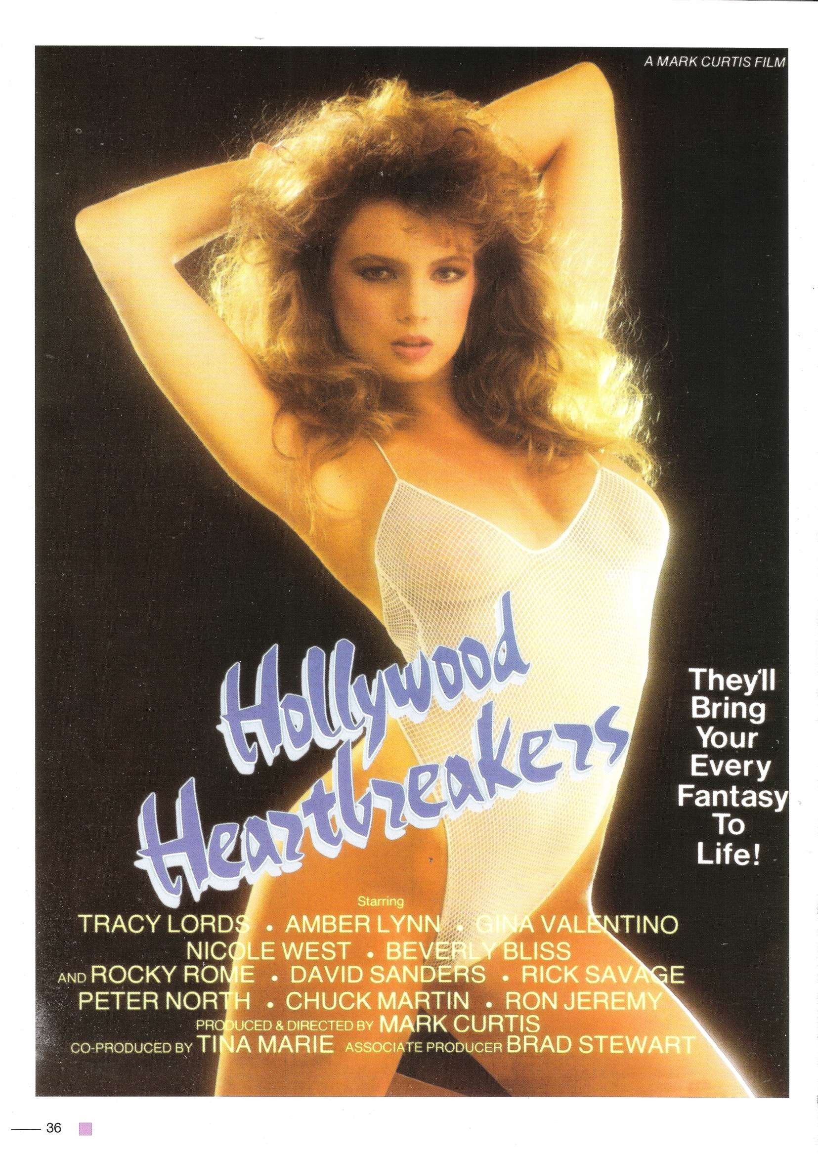 Traci lords earliest porn