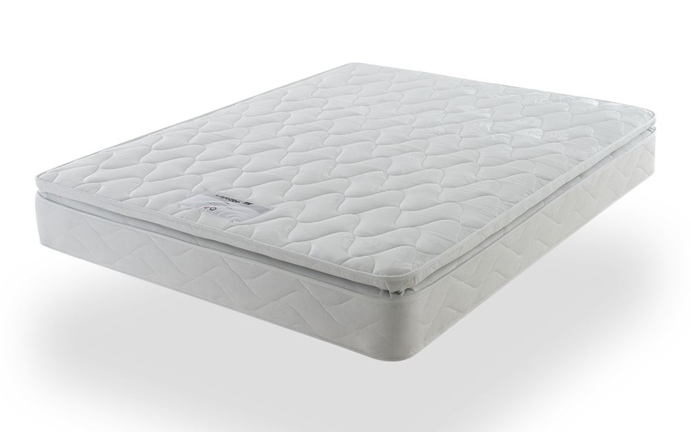 Layezee Comfort Pillow Top Mattress King Size Mattress Bed Frame Mattress Pillow Top Mattress