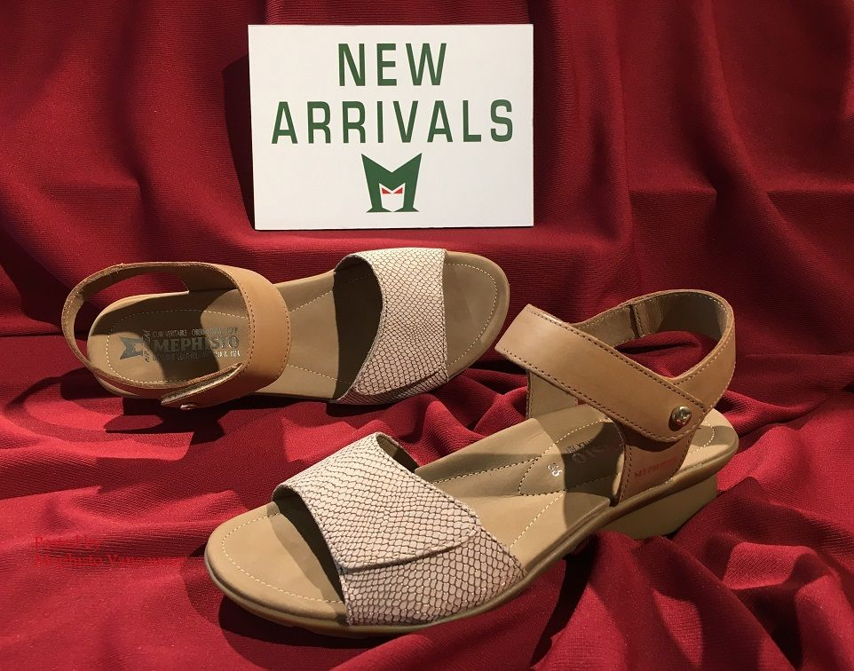 Mephisto 2017 Spring/Summer new ladies' sandals collections - PATTIE.