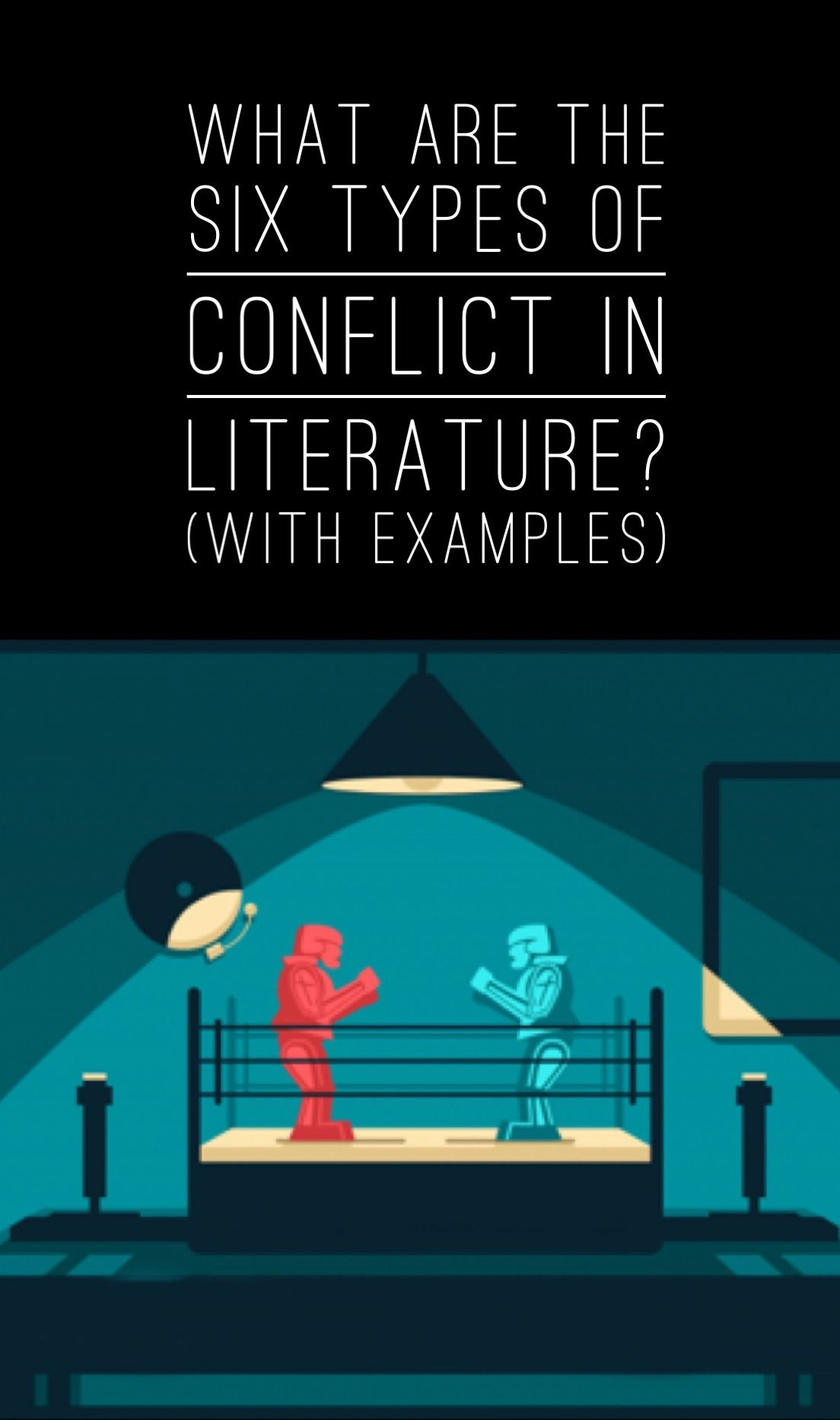 Identifying The Six Types Of Conflict In Fiction