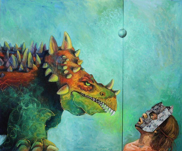 Inmantados Por La Misma Inestabilidad Que Nos Encausa - http://redarte.com.ar/2013/11/inmantados-por-la-misma-inestabilidad-que-nos-encausa/ #RedArte #Art #Arte #Pintura