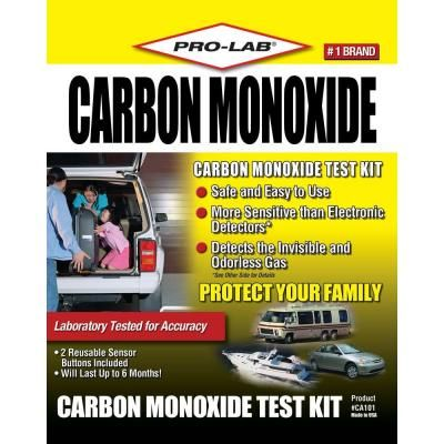 Carbon Monoxide Detector Ca101 Detector Carbon Monoxide Detector Carbon Monoxide