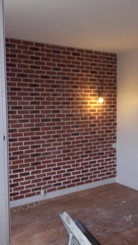 brique de parement leroy merlin great parement exterieur tourcoing papier phenomenal parement. Black Bedroom Furniture Sets. Home Design Ideas