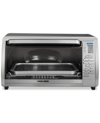 Black Decker Countertop Convection Toaster Oven Reviews Home