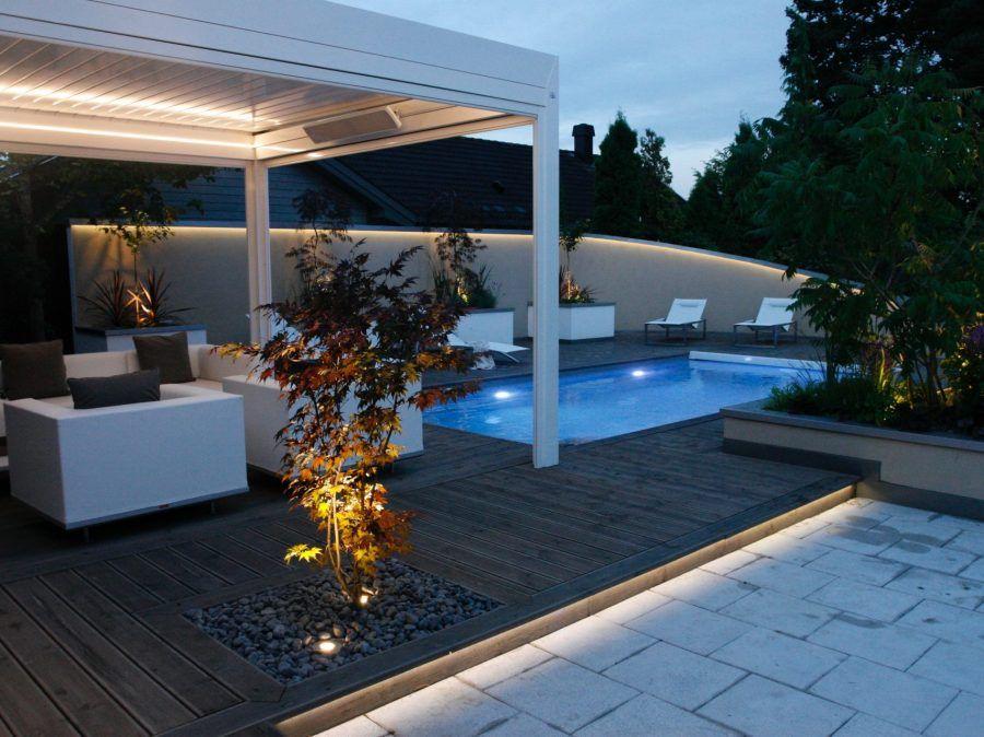 Photo of Inspirasjon til uteplass, terrasse, veranda og balkong uteDESIGN