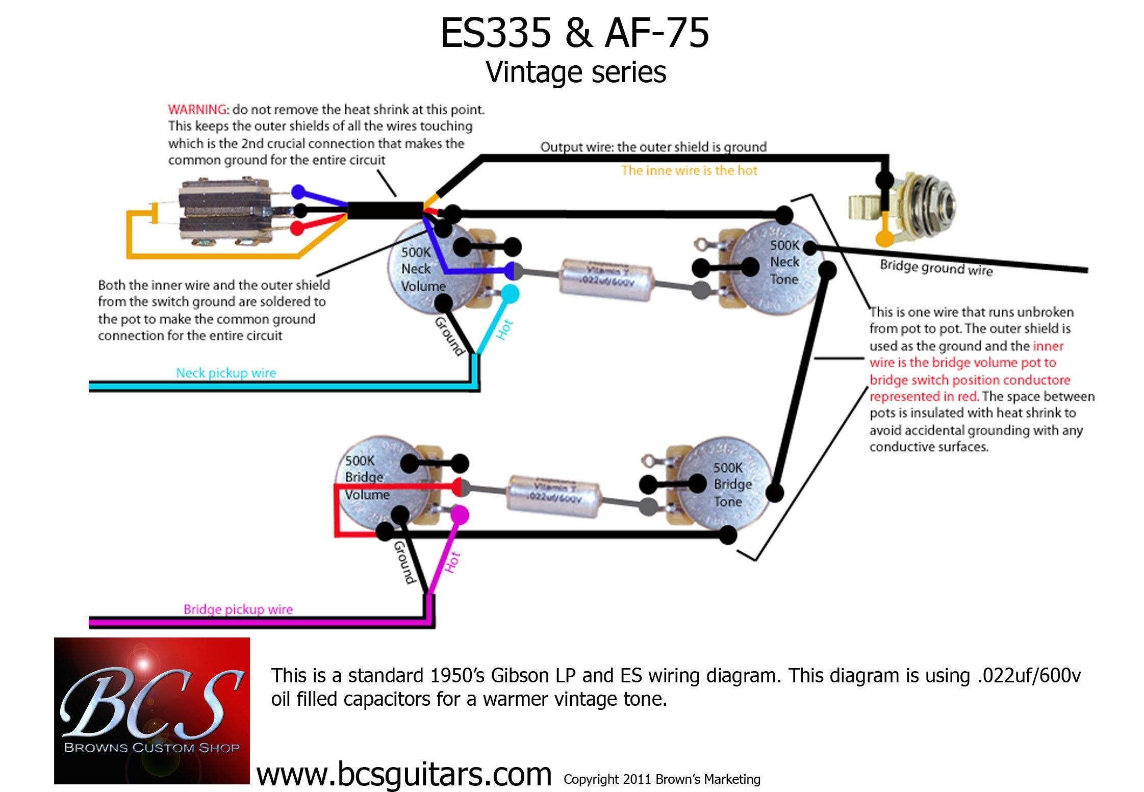 Es Wiring Diagram - Wiring Diagram 500 on retro epiphone humbucker diagram, jd 322 engine diagram, jaguar 4-way switch diagram, es 335 dimensions, gibson 335 wiring diagram, es 335 switch, classic 59 pick up diagram,