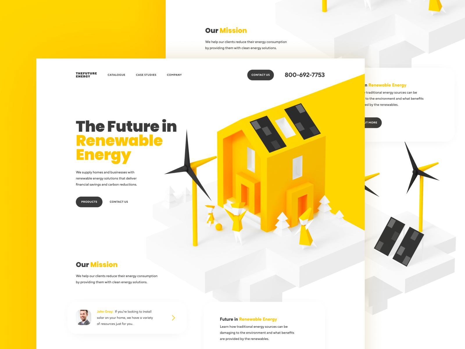 Renewable Energy Company Website Design Renewable Energy Companies Renewable Energy Technology Energy Companies