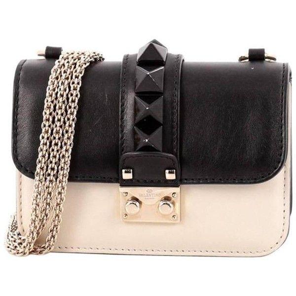 Pre-owned - Glam Lock leather mini bag Valentino KMpcddJ7q