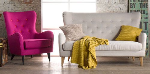 Celine Sofa And Armchair At Bhs Home Sweet