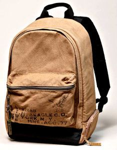 La mejor mochila que he tenido =D
