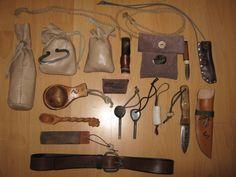 bushcraft survival belt - Google Search