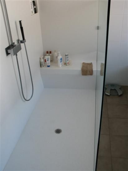 Corian Shower Surround | Plumbing Fixtures | Pinterest | Corian ...