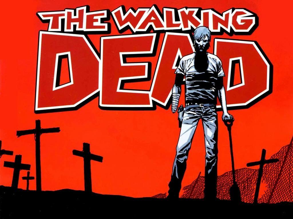 CINETVCOMIC: WALKING DEAD