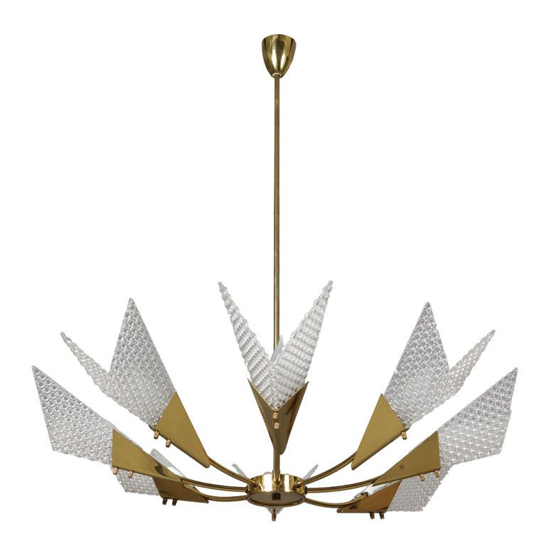 Mid Century Eight Light Atomic Sputnik Style Chandelier   From a unique collection of antique and modern chandeliers and pendants  at https://www.1stdibs.com/furniture/lighting/chandeliers-pendant-lights/
