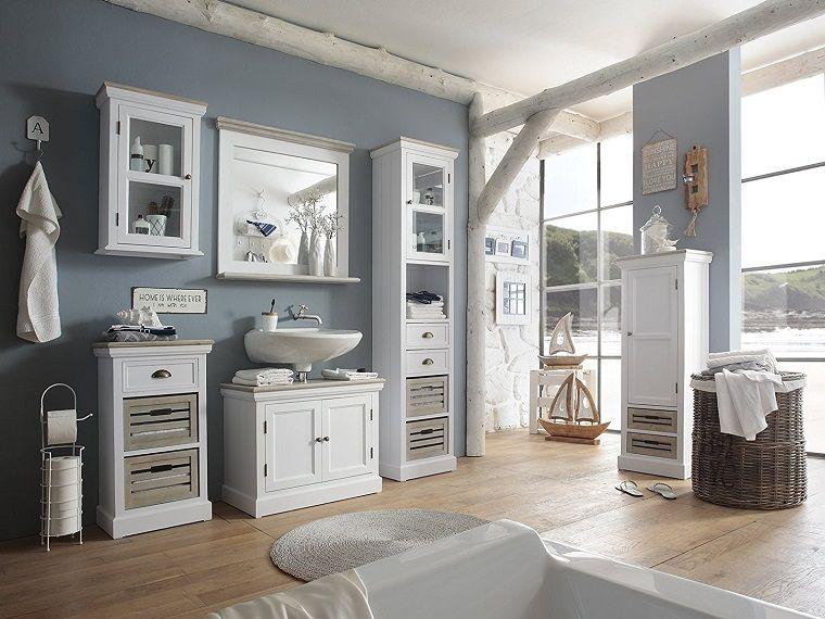 Bagno Retrò ~ Bagno vintage ritorno al passato attraverso mobili dal design