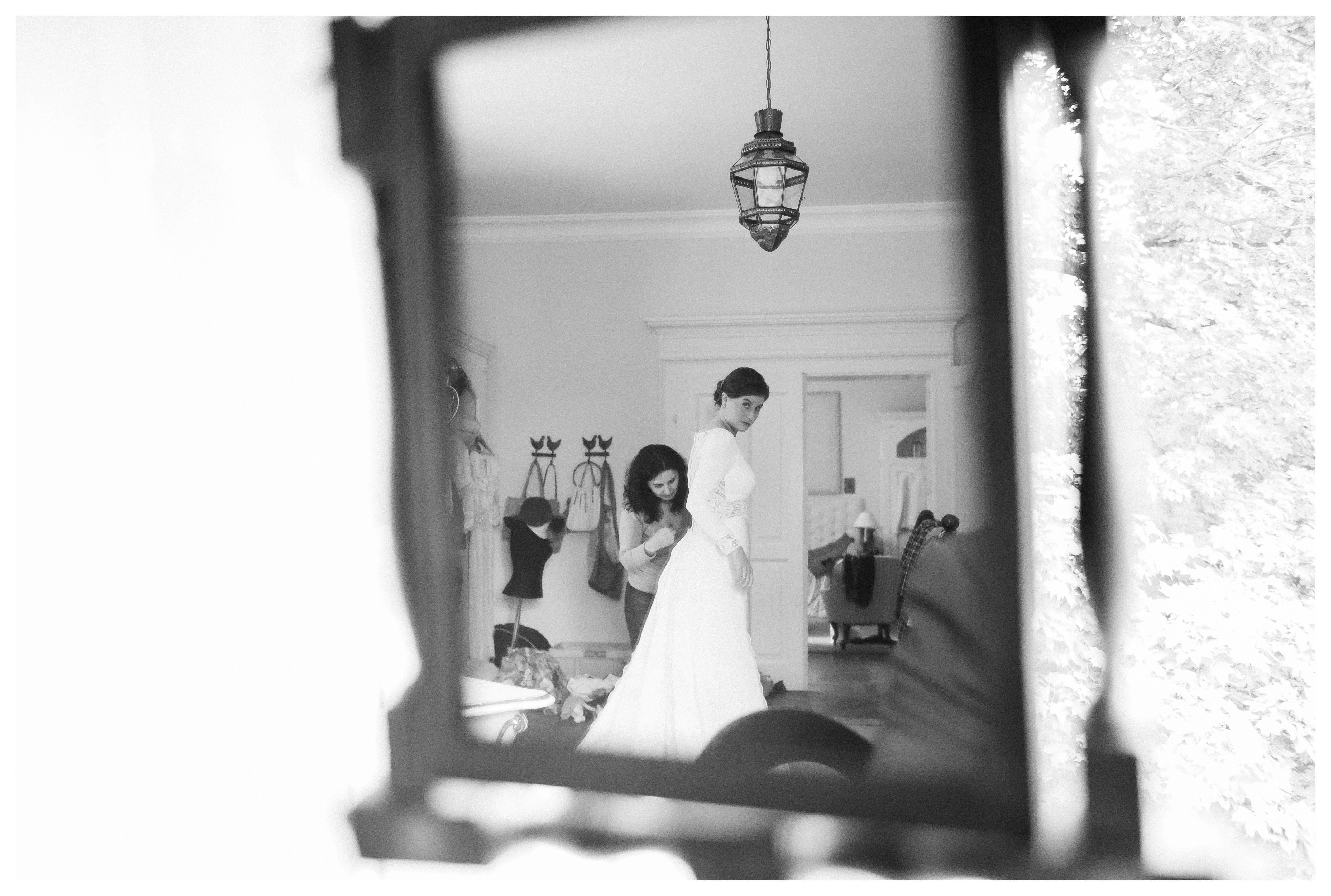vestido de una novia, Teresa Palazuelo