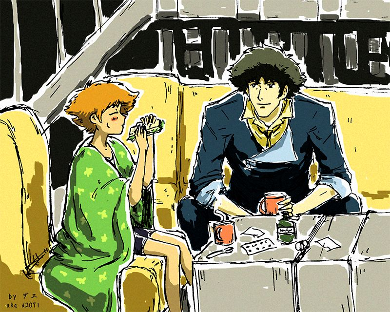 Pin by Devi Lewis on See You, Space Cowboy! Anime, Space