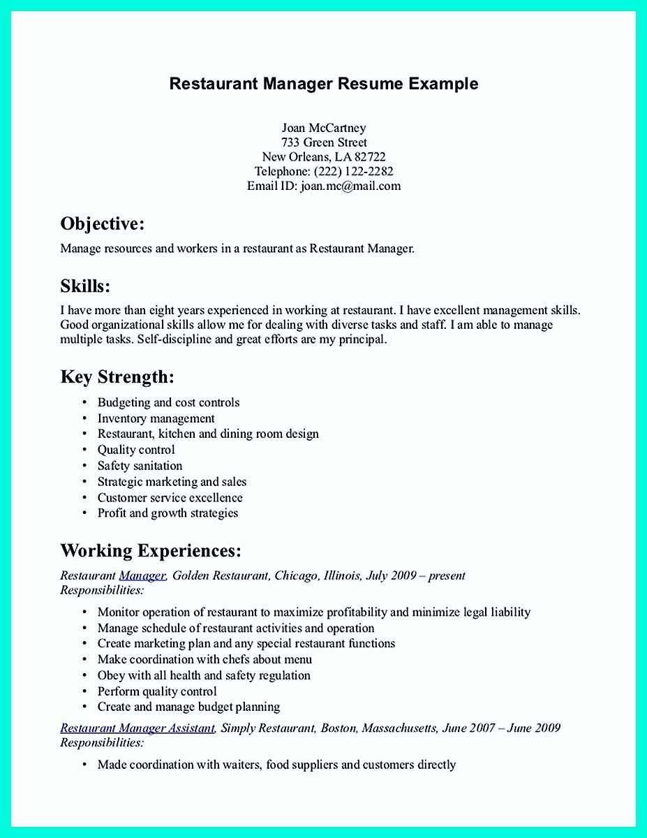 Example Server Resume Bartendercocktailserverresume1324X420 Bestcocktailserver .
