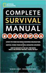 National Geographic joins with the American Red Cross, the U.S. Army, and the Boy and Girl Scouts to reveal the secrets of emergency survival—in any situation.  http://shop.nationalgeographic.com/ngs/product/books/exploration/complete-survival-manual