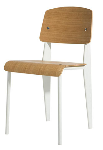 Standard chair in black