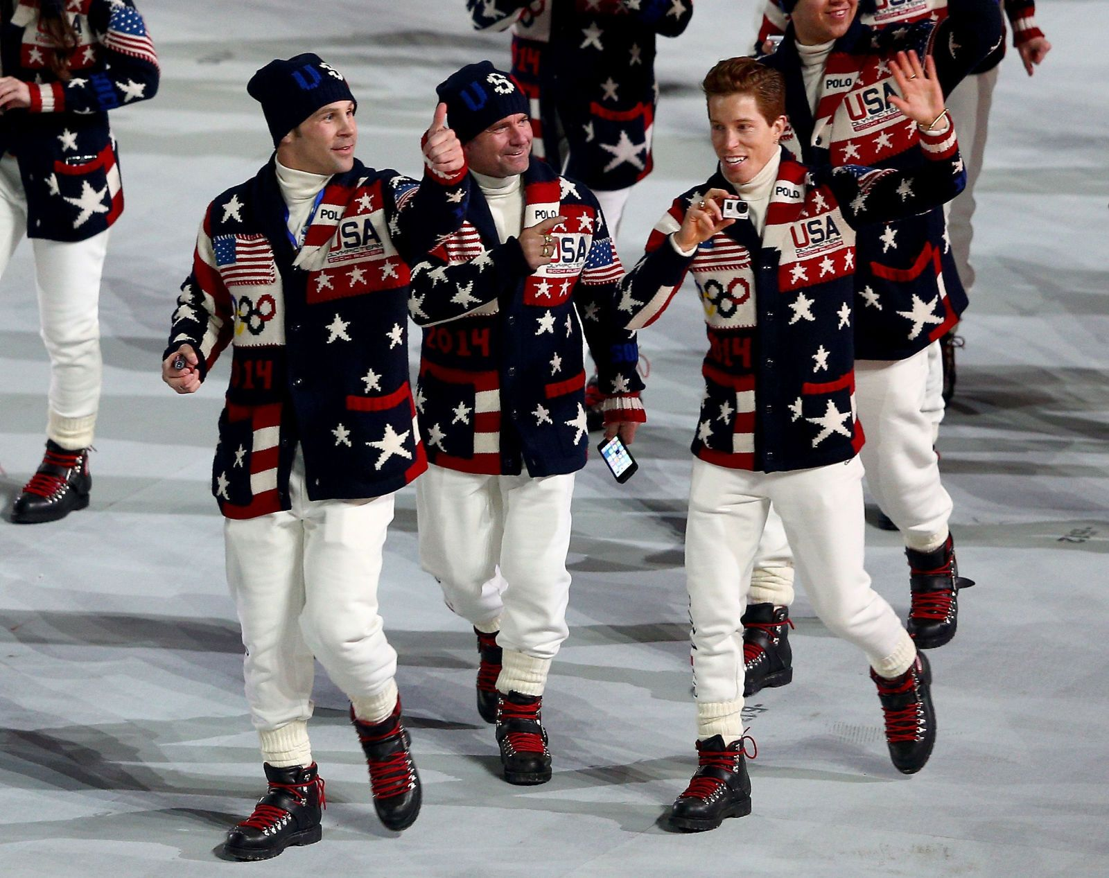 This Is What Usa S Olympic Athletes Will Wear At The