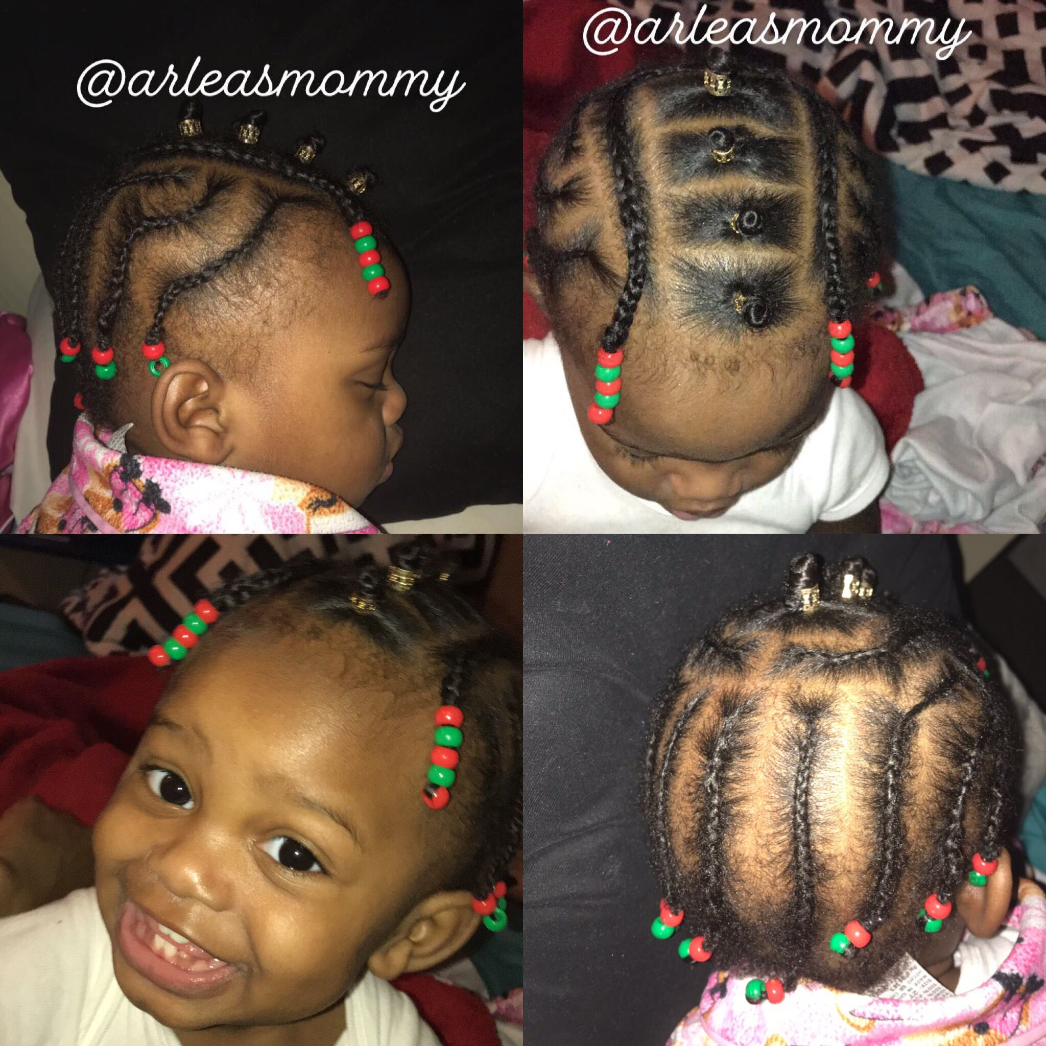 15+ Black baby hairstyles for short hair information