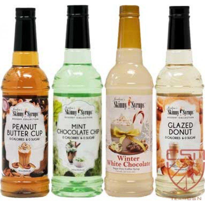 Jordans skinny syrup 750ml herbalife shake recipes