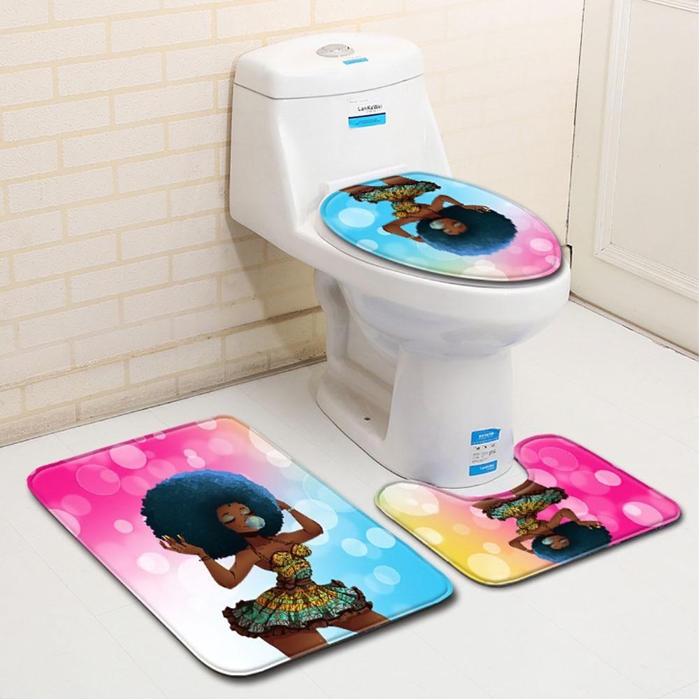Salle De Bain Toilette Tapis Salle De Bain Tapis Toilette Tapis De Sol