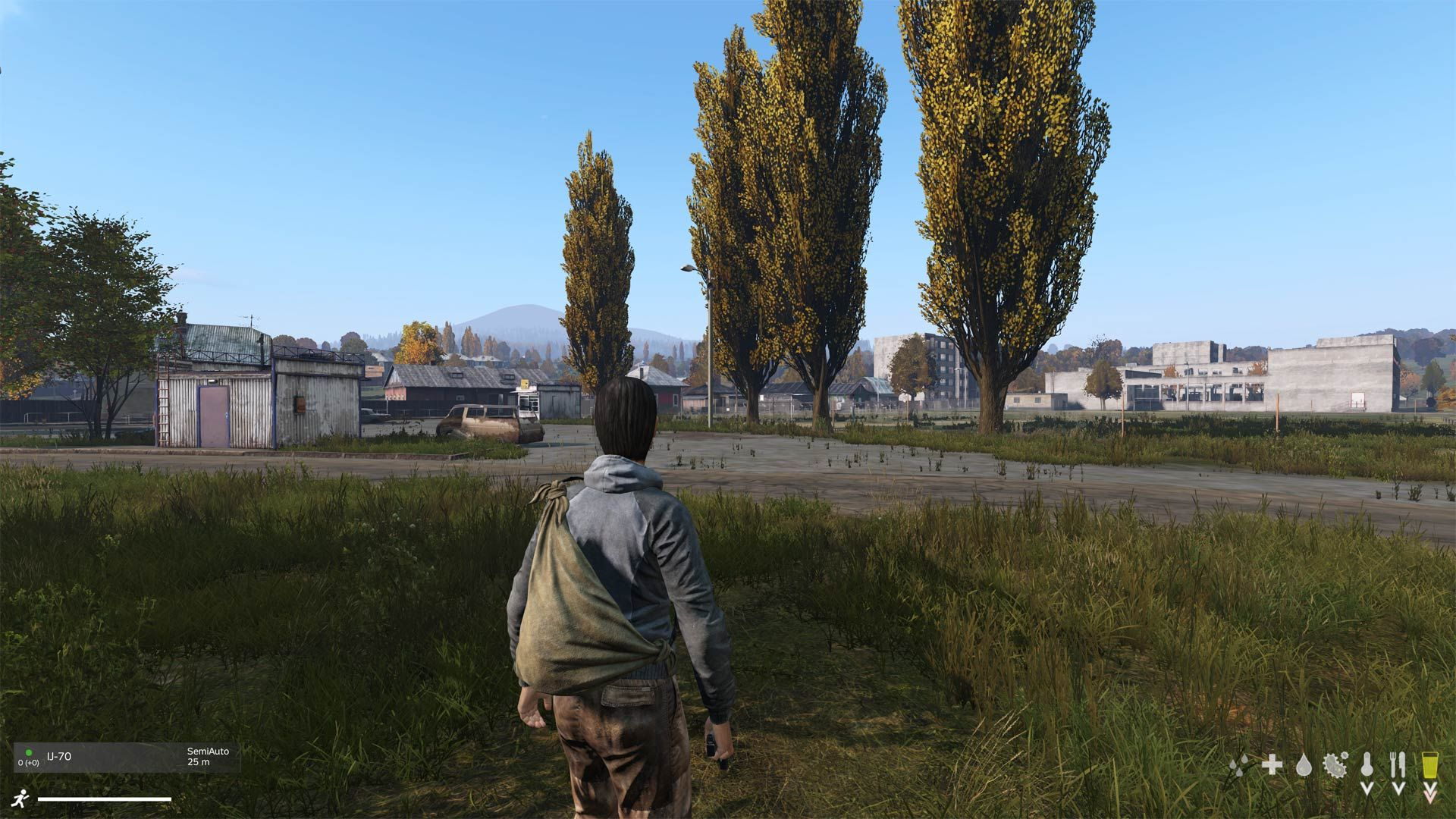 DayZ Xbox One X Preview of this massive open world zombie