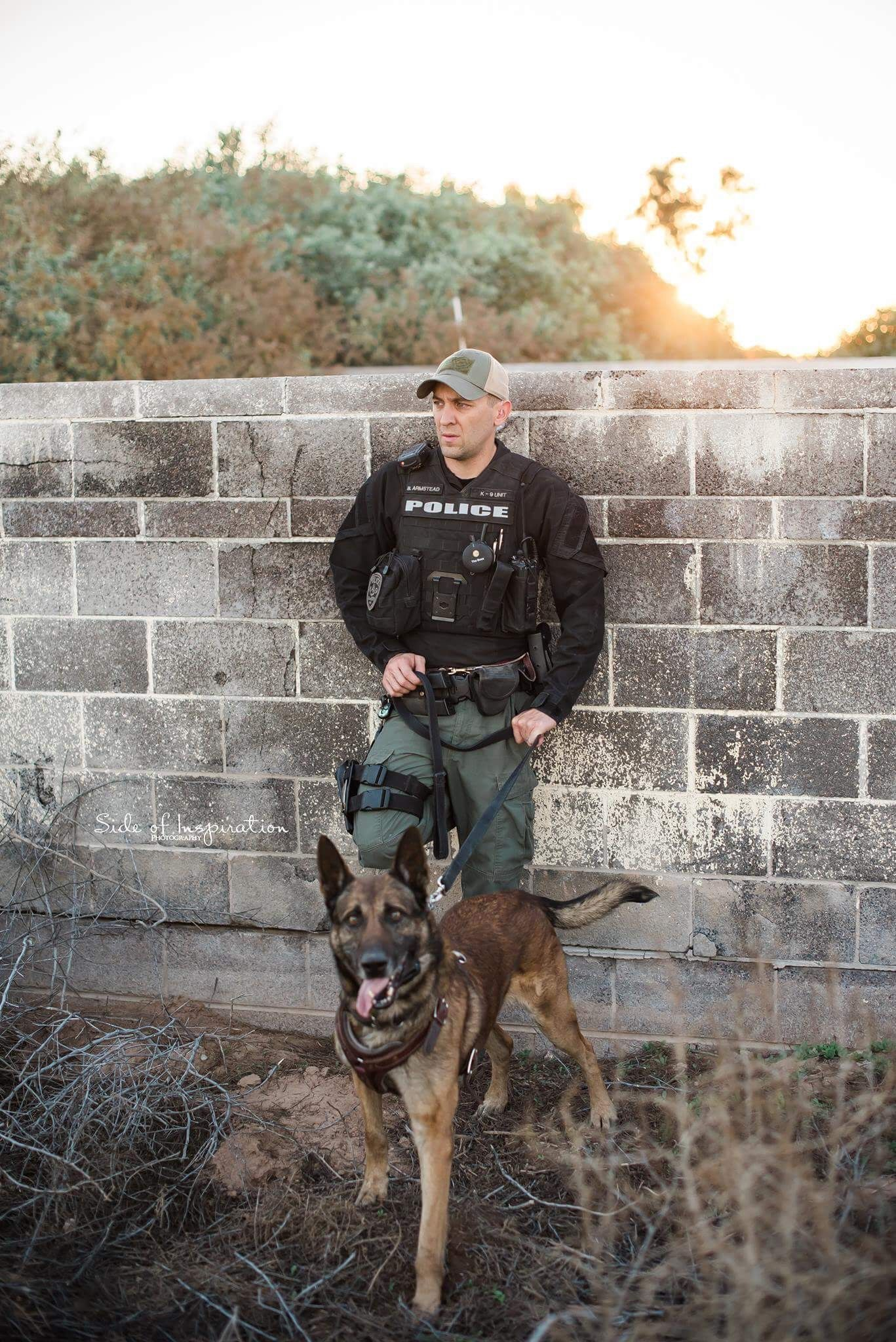 Police K9 And Handler Photo Photography Inspiration Photography Police K9