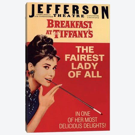 24+ Breakfast At Tiffany's Film Poster Jefferson The...   Radio Days   iCanvas