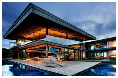 Fachadas de casas modernas por dentro y por fuera ideas - Fachadas de casas bonitas por fuera ...