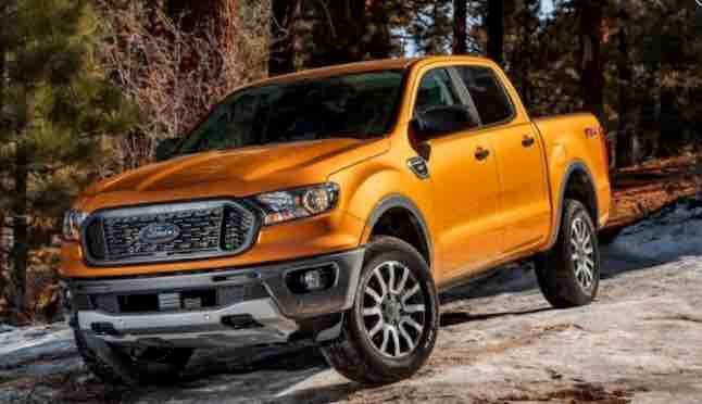 2021 Ford Ranger Engine in 2020 Ford ranger, Ford ranger