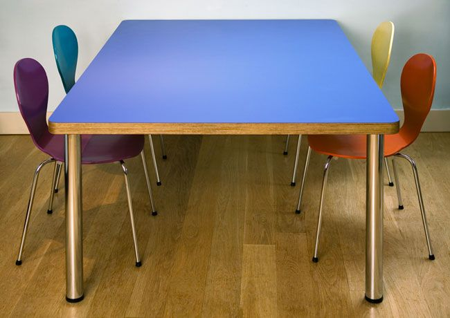 Wonderful Formica Table By Matt Antrobus