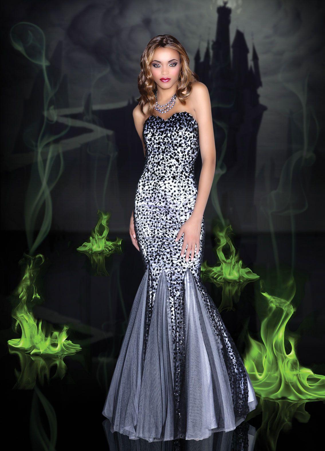 Disney forever enchanted prom dresses comes in auqua