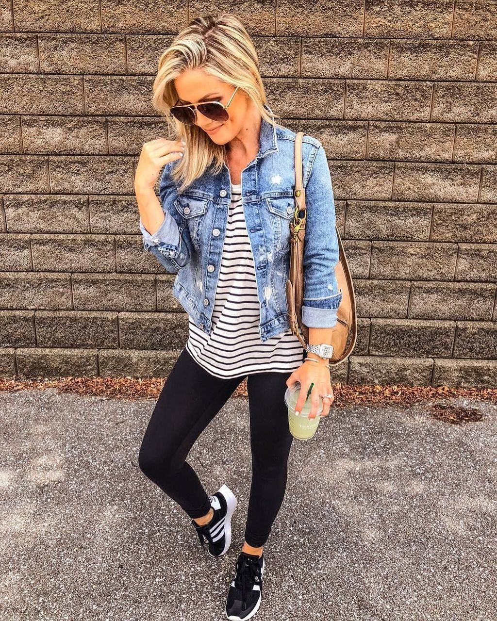 Cute Dresses, Tops, Shoes, Jewelry & Clothing for Women #jeanjacketoutfits