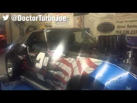 Counts Kustoms 1970 Corvette Dyno Tuning Doctor Turbo Joe Dyno Tuning Corvette Turbo