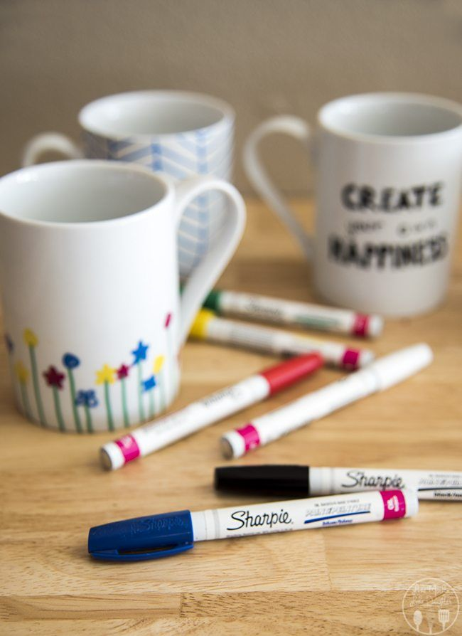 Diy Personalized Mugs How To Design And Decorate Your Own