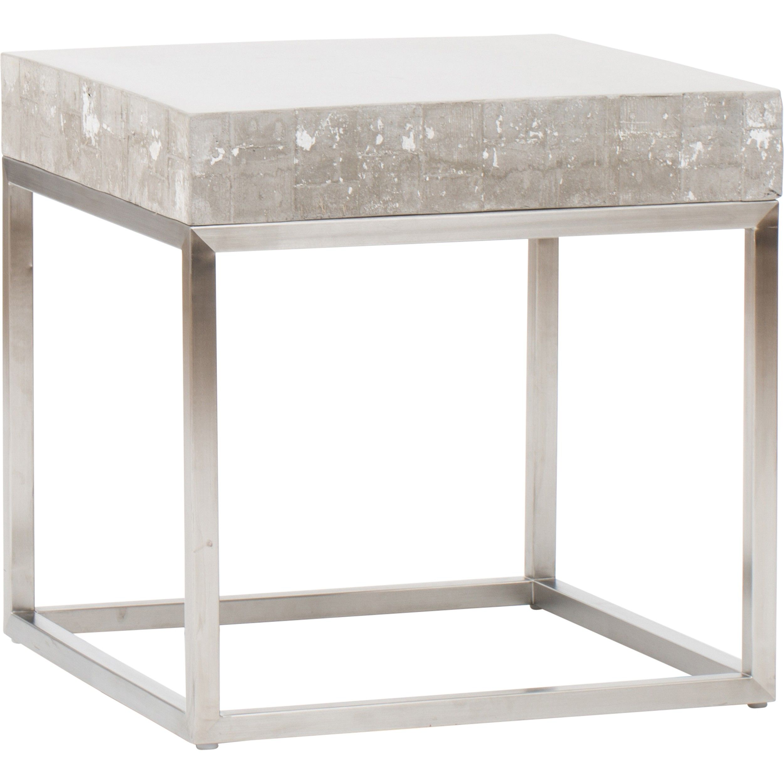23+ White concrete top coffee table inspirations