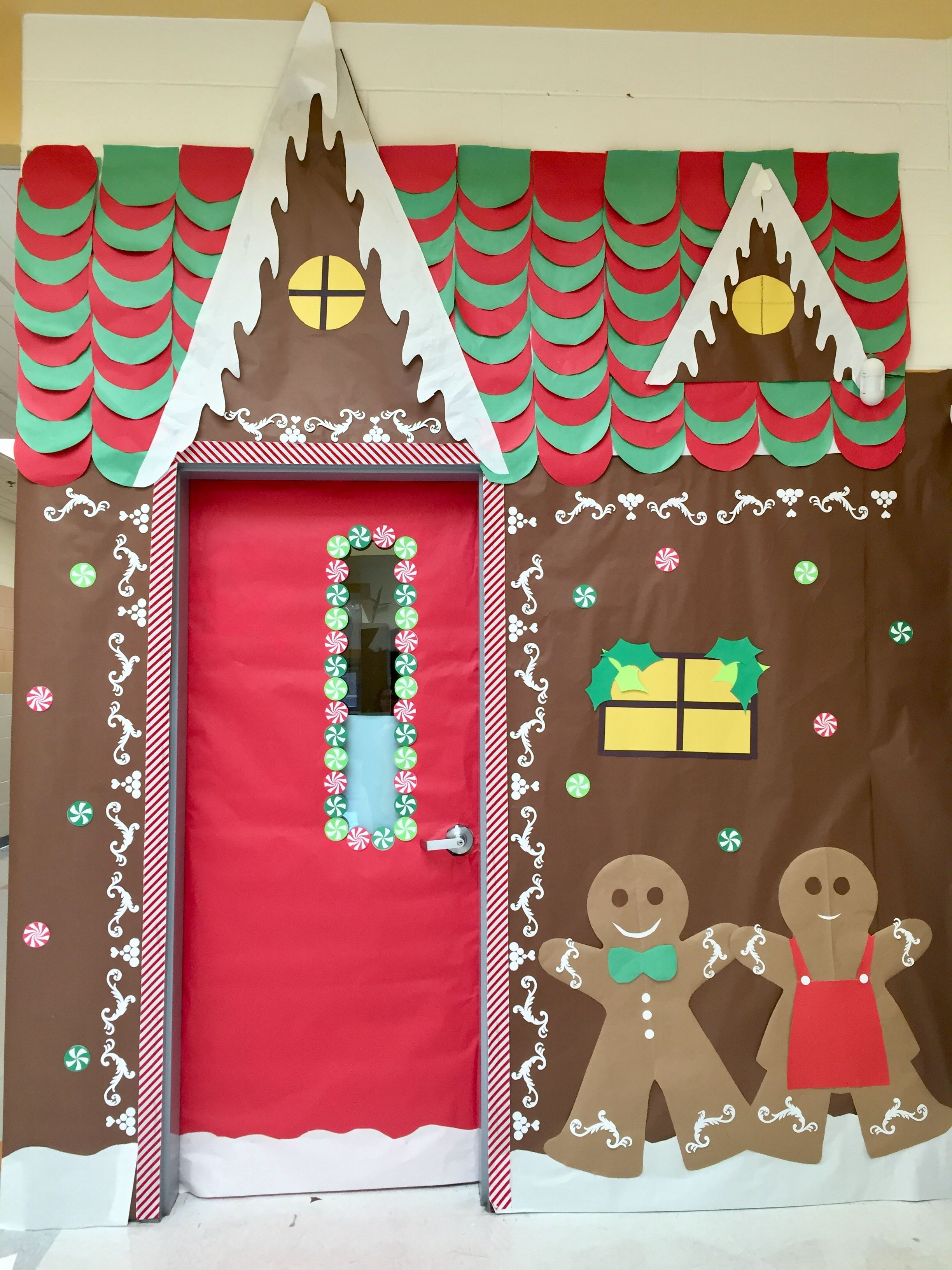 Joline Nolan Office christmas decorations, Christmas
